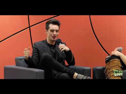 Brendon Urie Radio 104.5 Interview in Philadelphia