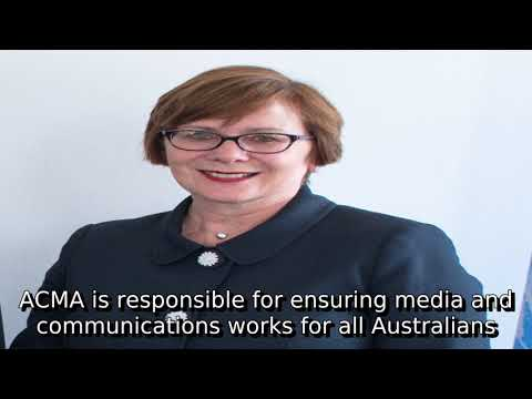 Learn About Australian Communications And Media Authority | What Is Acma