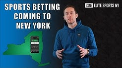 NY Online Sports Betting: When Will Online Betting Launch in New York?