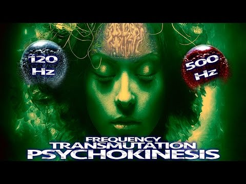 1h Deep Meditation Music 120 Hz - 500 Hz Transmutation Psychokinesis Frequency