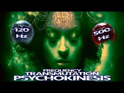 1h Deep Meditation Music 120 Hz - 500 Hz Transmutation Psychokinesis Frequency