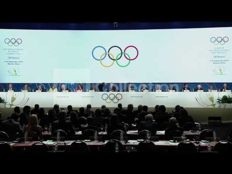 MADRID OUT OF BIDDING TO HOST 2020 OLYMPICS