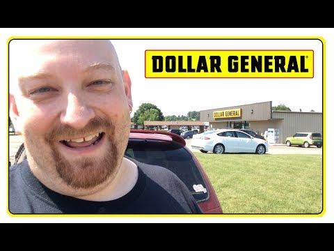 FLIP FLOP DOLLAR SHOP !? - The Strangest Dollar General Store Location