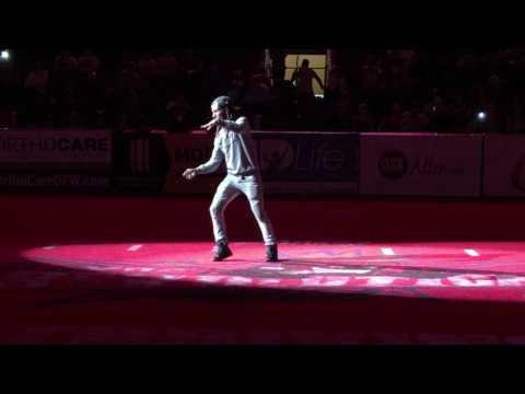 Animator Halftime Dance in Texas | (469) 718-9749