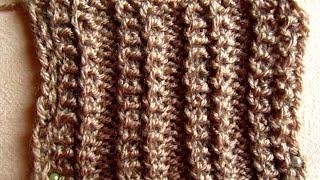 ВЯЗАНИЕ ДЛЯ НАЧИНАЮЩИХ! БОЛГАРСКАЯ РЕЗИНКА! Knitting