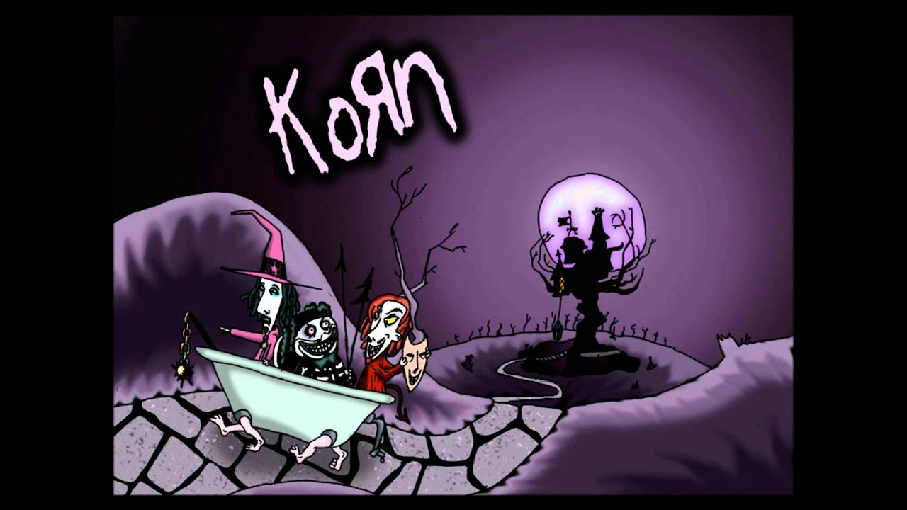 Korn - Kidnap the sandy claws - YouTube