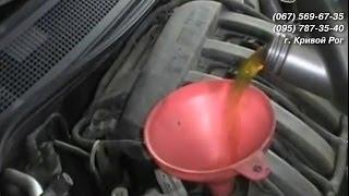 Замена масла в двигателе (видео от