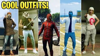 GTA Online FASHION FRIDAY! (Deadpool 2, Hotline Miami, WW2 & More)