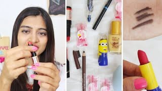 Makeup Products Under 150 For Teenagers _ Budget Beauty #9 | Affordable Make-Up India
