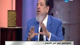 #آخر_النهار : معركة بين منتصر الزيات وسامح عاشور بعد هزيمته في الانتخابات