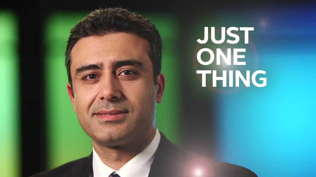 Just One Thing: Dr  Farhan Khan, Urology - Essentia Health