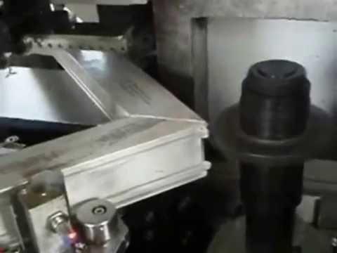 Upvc Window Door Corner Cleaning Machine Of Pvc Frame Making