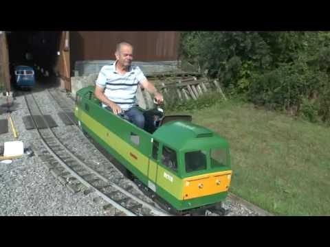 Miniature Railways of Great Britain   The Isle Abbotts Railway   August 2016