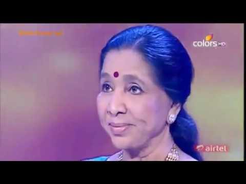 vlc record 2013 11 09 11h36m24s Atif Aslam  Asha Bhosle Dilbar Mere & Chura Liya Sur Kshetra Perform