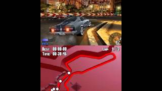 Asphalt - Urban GT Gameplay DS