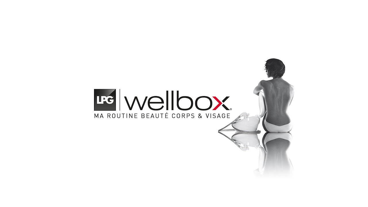 LPG Wellbox - body and face optimizer