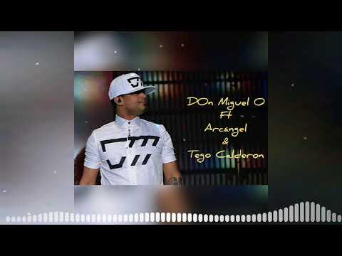 Tego Calderón ft Don Miguelo & Arcángel – Tu Ta Moffle ( Remix )
