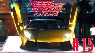ALTIN LAMBORGHINI SOYGUNU ! | Need For Speed Payback Türkçe Bölüm 15