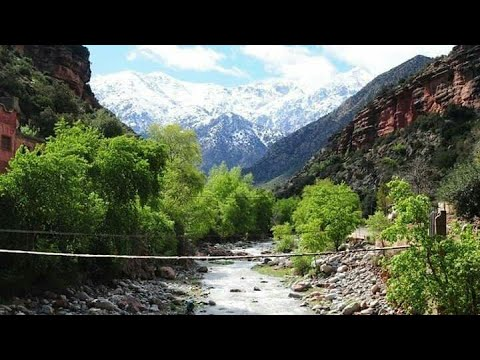 Valley Ourika travel trip Marrakesh 2k17  PART 1 #57