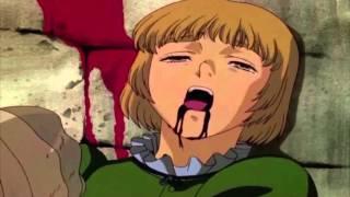 Berserk-Assassination Scene. Anime Vs Movie.