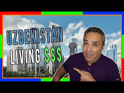 Cost of Living in Uzbekistan