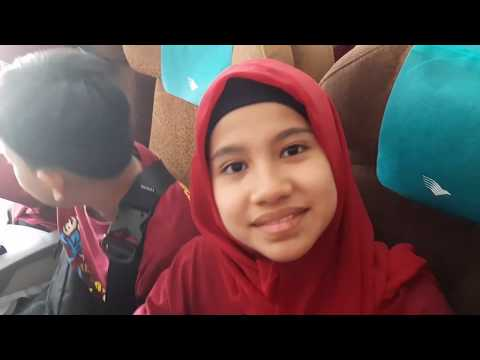 Liputan Video Eduwisata Lampung - Yogyakarta Siswa SD Islam Azzahra Bandar Lampung