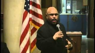 Rev Floyd Sandifer sings Mercy Refused