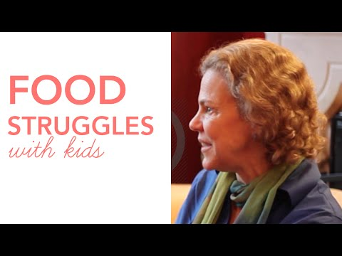 LoveParenting: Dr Laura Markham - Overcoming Picky Eating With a 4 Year old (Role Play!)