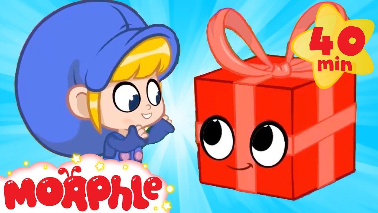 My Magic Christmas Gift - My Magic Pet Morphle | Christmas Cartoons For Kids | Mila & Morphle