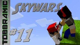 Minecraft SkyWars part 11 | Nieuwe map en wins! (Dutch)