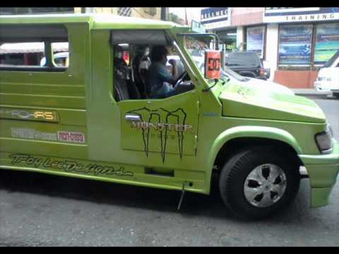 Owner Type Jeep >> uso-uso (davao city jeep) - YouTube