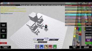 Roblox BYM Mini Mech Tutorial Part 1