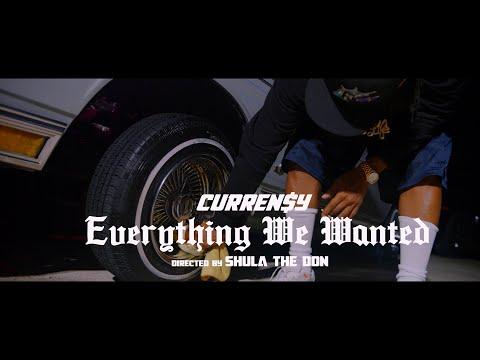 Смотреть клип Curren$Y - Everything We Wanted