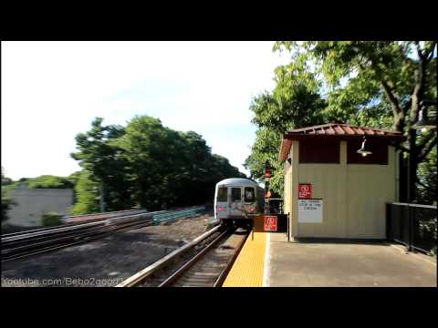 IND Subway: Re-Opened Aqueduct Racetrack / Casino (A) Station