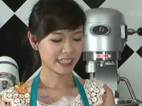 Bánh cupcake - Vui Sống Mỗi Ngày [VTV3 -- 03.10.2012]