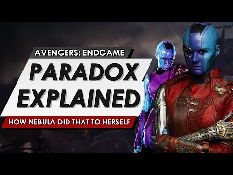 Download Avengers: Endgame: Timeline Paradox Explained   How Nebula Does THAT To Herself   Dimension Theory
