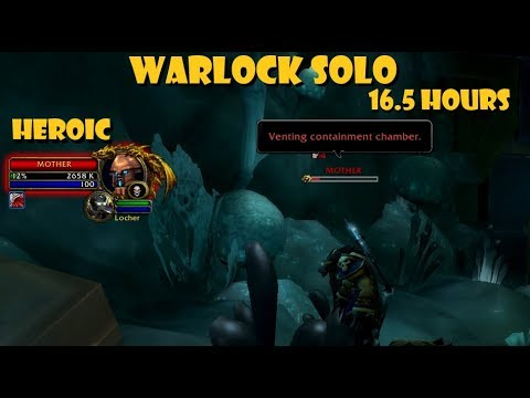 Warlock Solo MOTHER [Heroic] [16 Hrs] [Cheesy Strat]