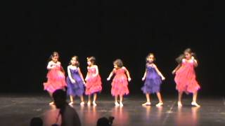 Kurukshetra 2012   Kids Dance   Chikni Chameli