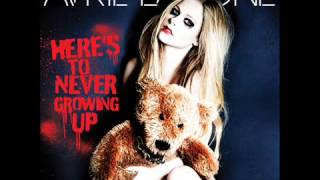 FREE MP3 + AAC Avril Lavigne Here