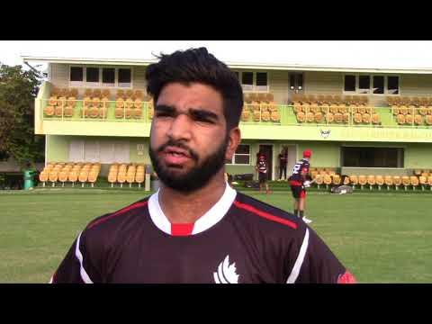Interview With U19 Captain Arslan Khan
