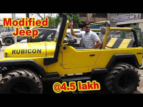 Jeeps Market Custom Modified Jeep Rs250000 Thar Gypsy
