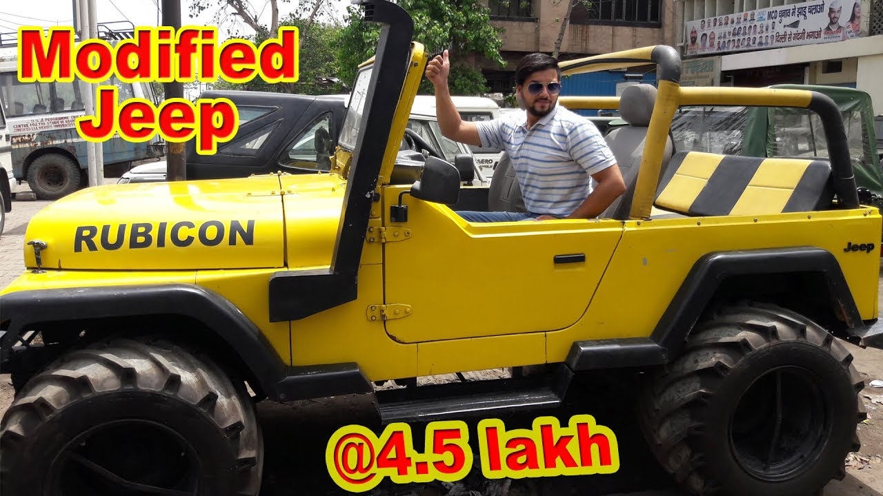 Jeep Wrangler In Nepal >> Jeeps Market | Custom Modified | Jeep Rs250000/- Thar, Gypsy, Ambassador In Cheap Price ...