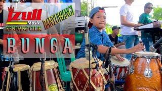 Download lagu Bunga ~ cover KENDANG CILIK BANYUWANGI | Anggun Pramudita