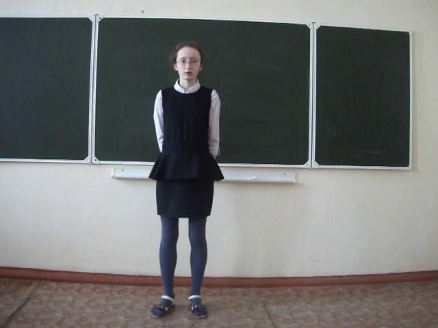 Изображение предпросмотра прочтения – ДарьяХанова читает произведение «Песня-молния» В.В.Маяковского