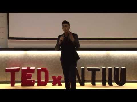 Your mind, my stage: Zlwin Chew at TEDxINTIIU