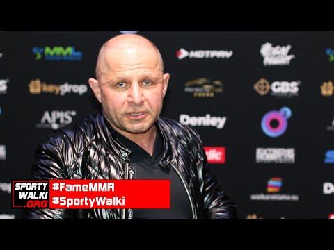 JACEK MURAŃSKI zawalczy na Fame MMA 11, jest rywal