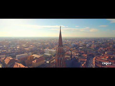 Osijek from above 2017