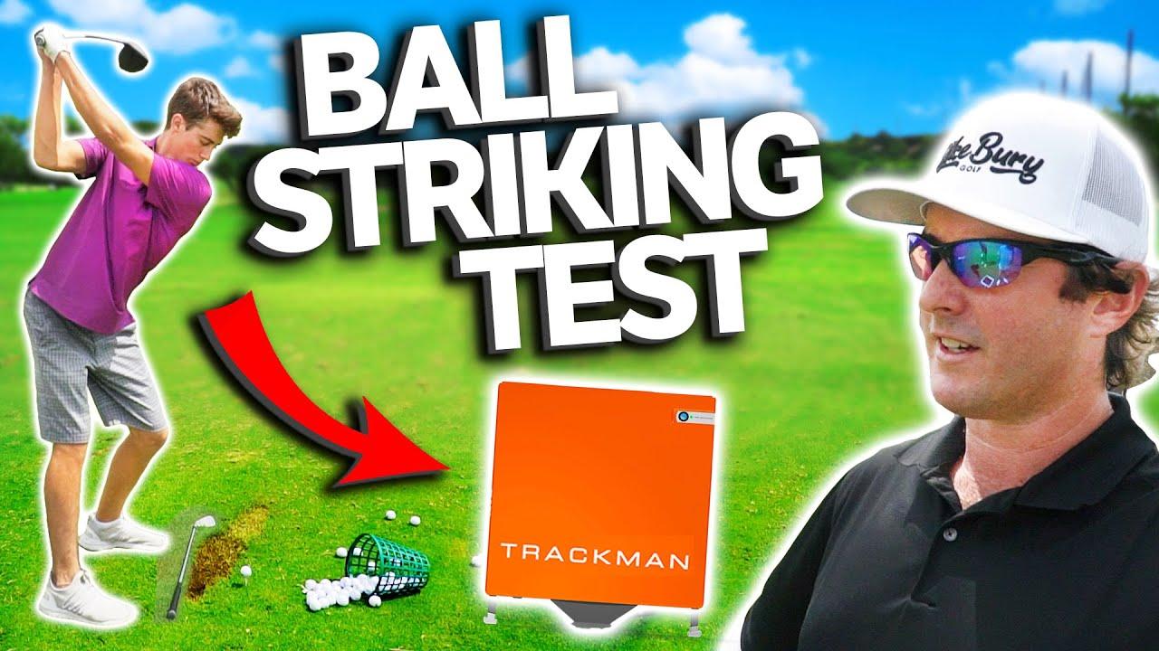 I Did The TRACKMAN Golf Combine | Is My Ball Striking Good?!