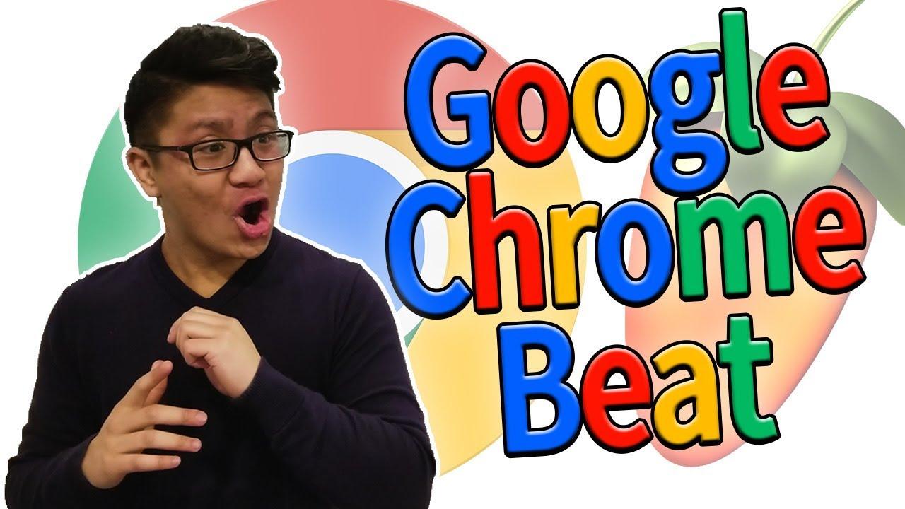 Making A Beat Using Google Chrome! (Free Online Beat Maker)