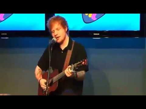 Ed Sheeran - Connecticut Ustream 25/07/13